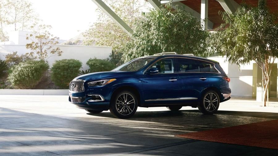 Our Favorite INFINITI QX60 Photo