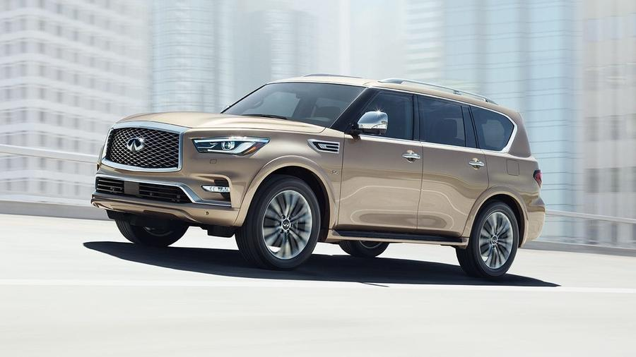 Our Favorite INFINITI QX80 Photo