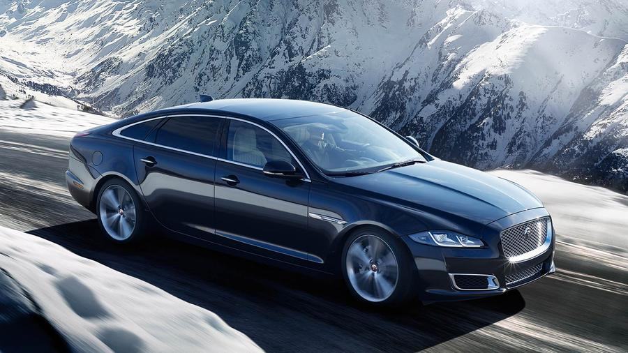 Our Favorite Jaguar XJ Photo