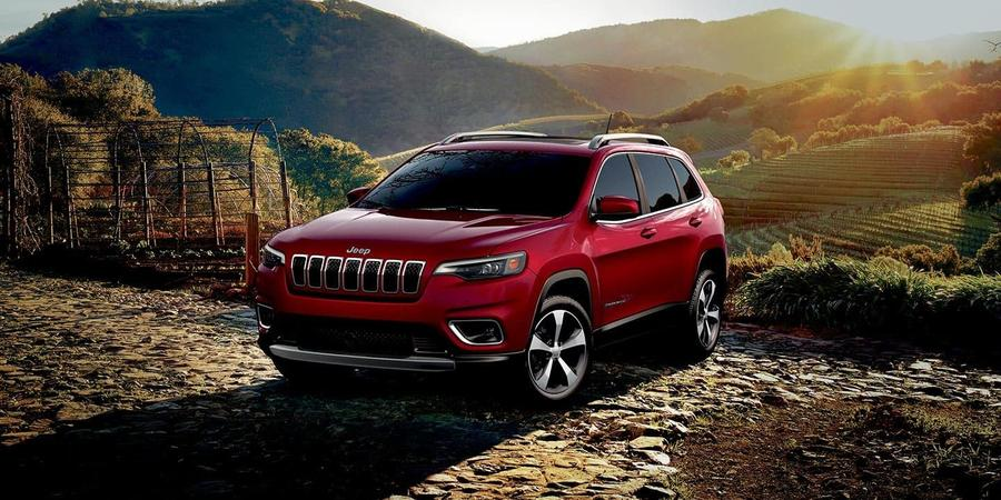 Our Favorite Jeep Cherokee Photo
