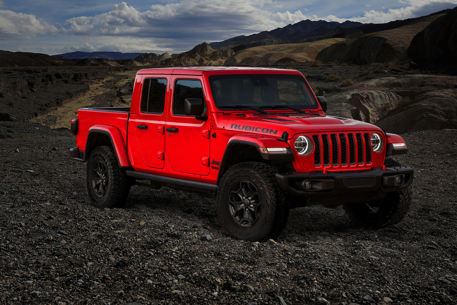 Jeep Gladiator Costs of Ownership
