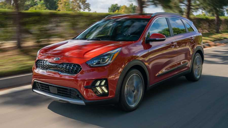 Our Favorite KIA Niro Photo