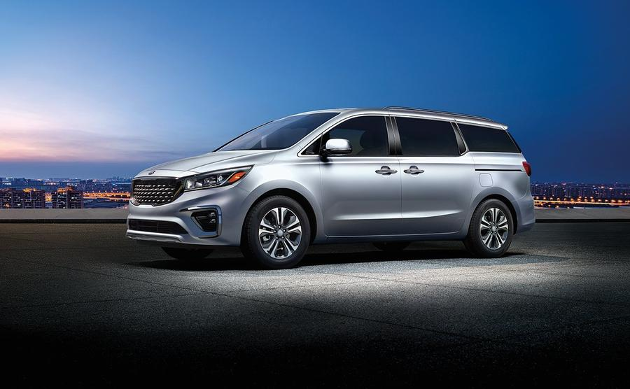 KIA Sedona Costs