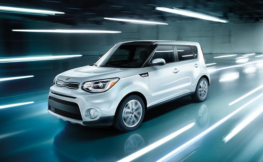 KIA Soul Costs