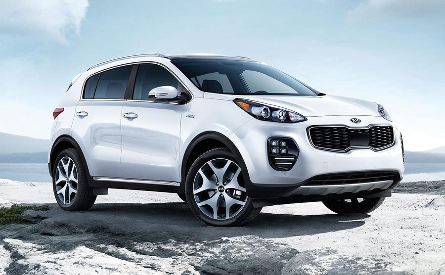 KIA Sportage Costs