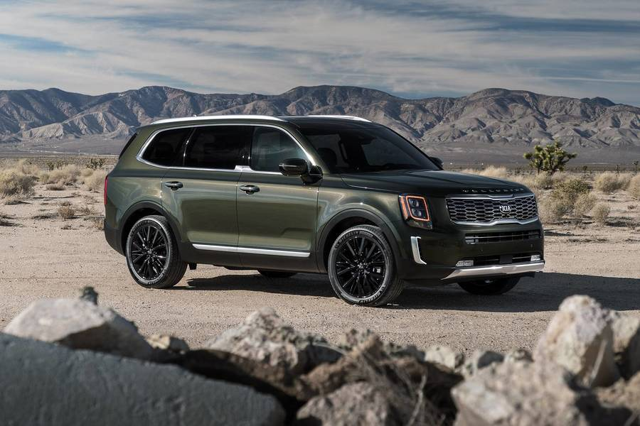 KIA Telluride Costs