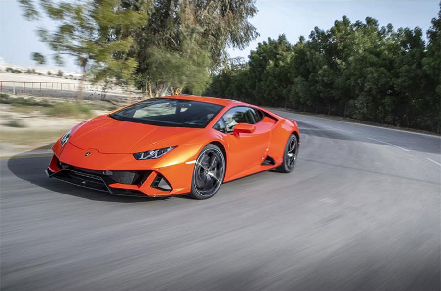 Lamborghini Huracan Costs of Ownership
