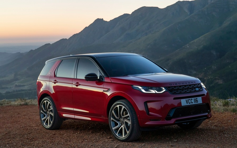 Our Favorite Land Rover Discovery Sport Photo