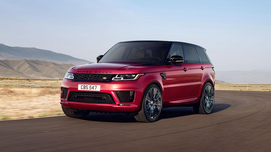 Land Rover Range Rover Sport Costs