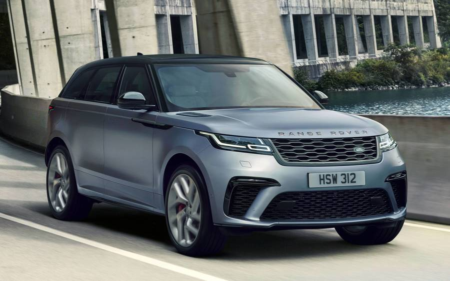 Land Rover Range Rover Velar Costs