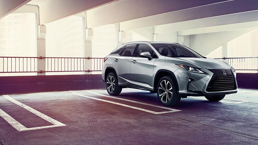 Our Favorite Lexus RX 350 Photo