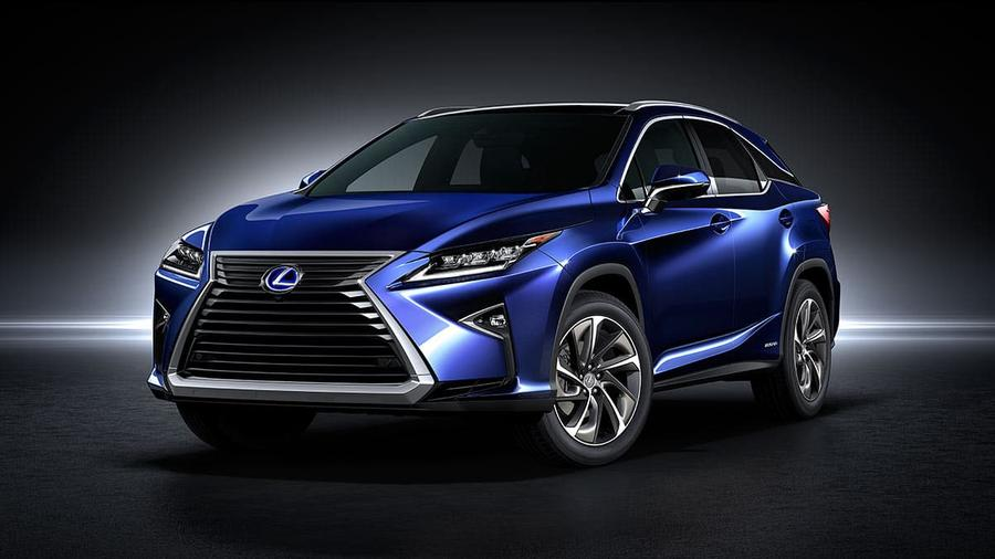 Our Favorite Lexus RX 450h Photo