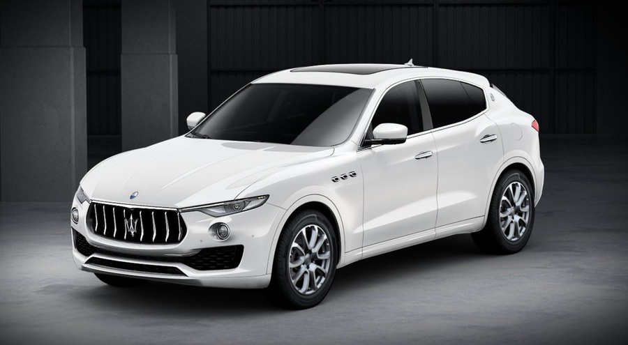 Our Favorite Maserati Levante Photo