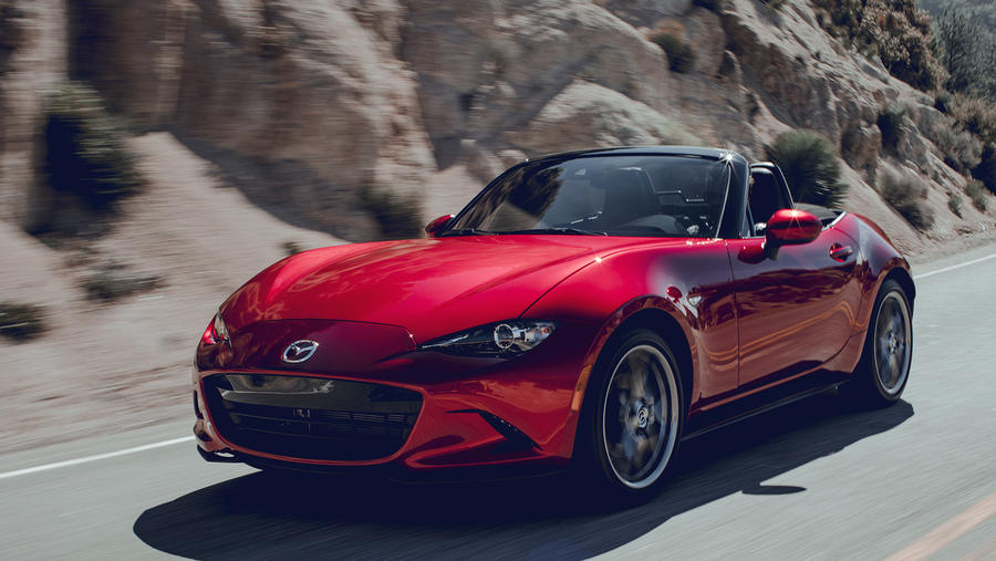 Our Favorite Mazda MX-5 Miata Photo