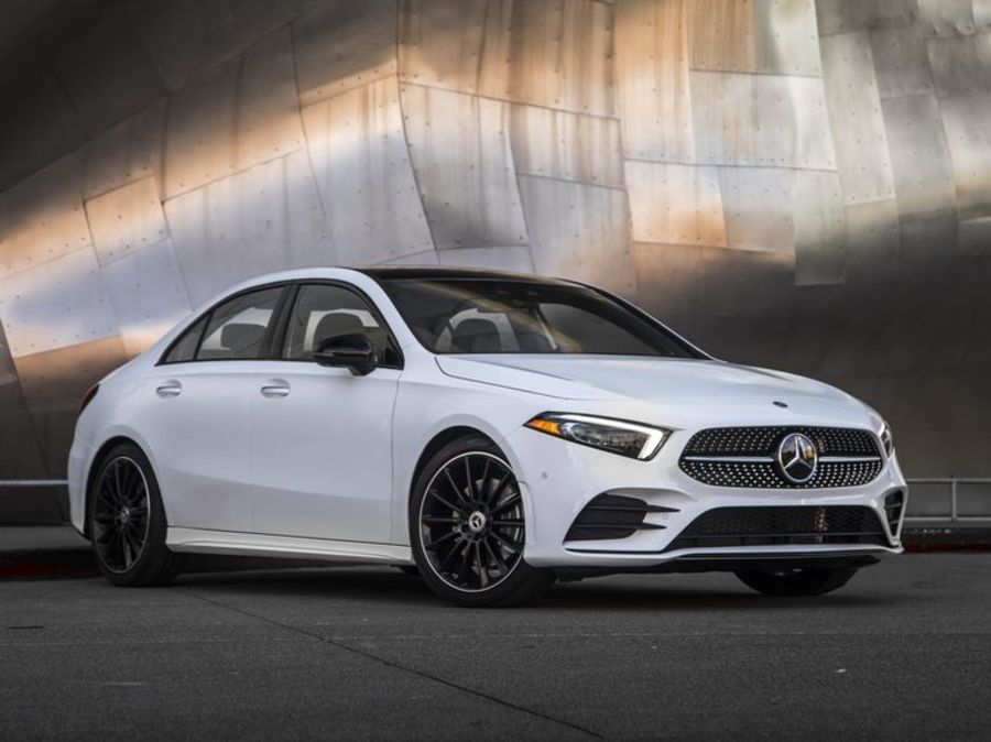 Our Favorite Mercedes-Benz A-Class Photo