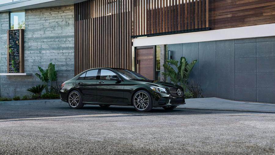 Our Favorite Mercedes-Benz C-Class Photo