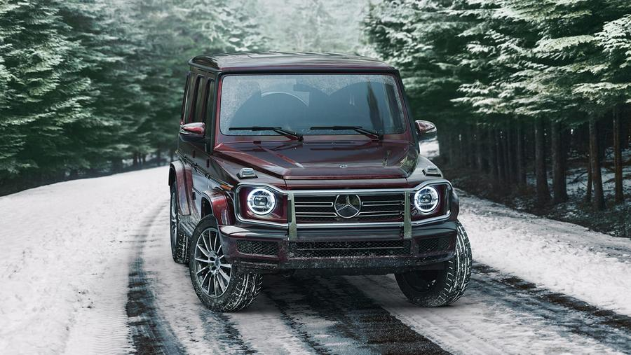 Our Favorite Mercedes-Benz G-Class Photo