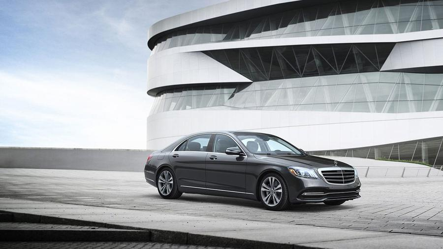Our Favorite Mercedes-Benz S-Class Photo