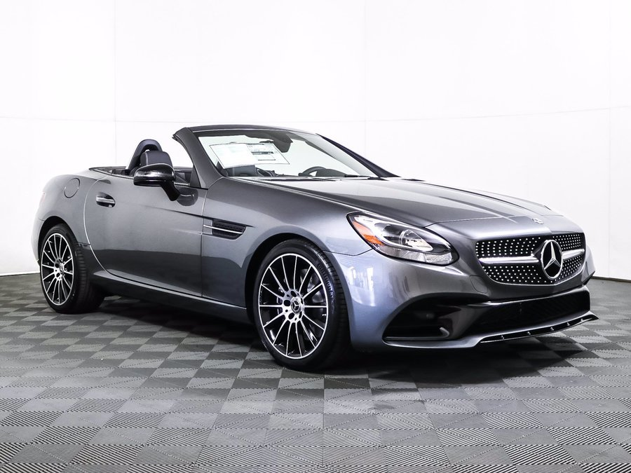 Our Favorite Mercedes-Benz SLC 300 Roadster Photo