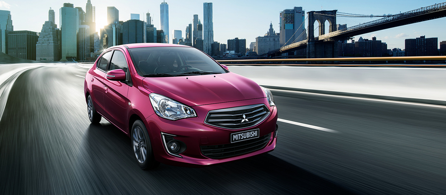 Our Favorite Mitsubishi Mirage G4 Photo