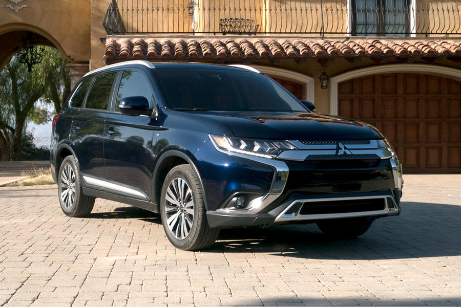 Mitsubishi Outlander Costs of Ownership