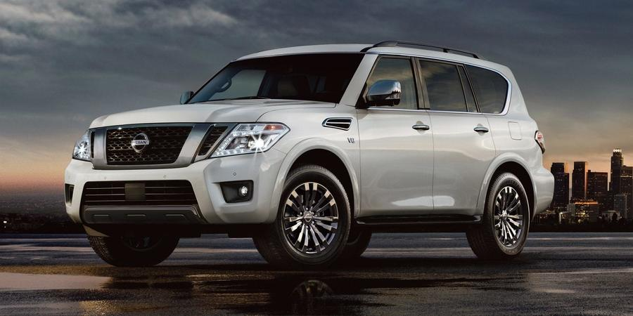 Nissan Armada Costs
