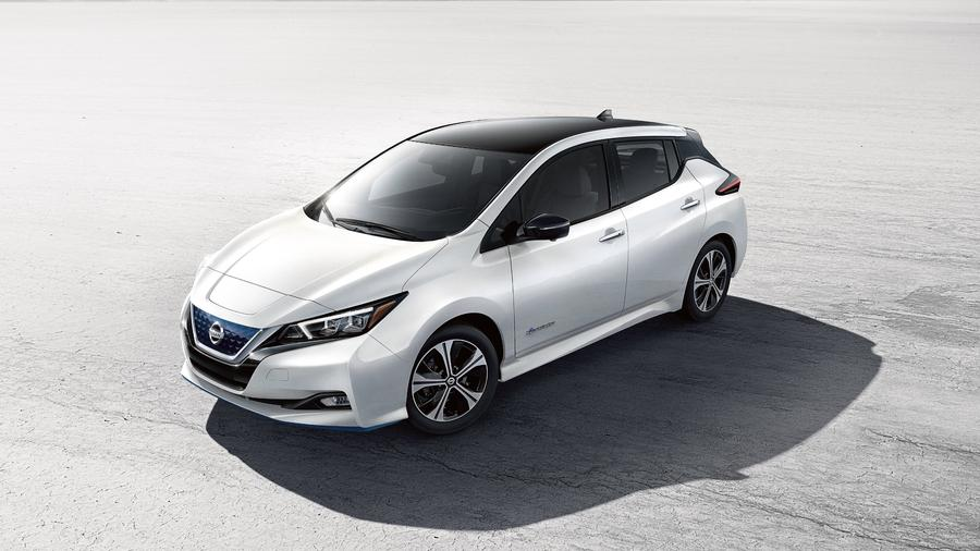 Nissan Leaf Costs