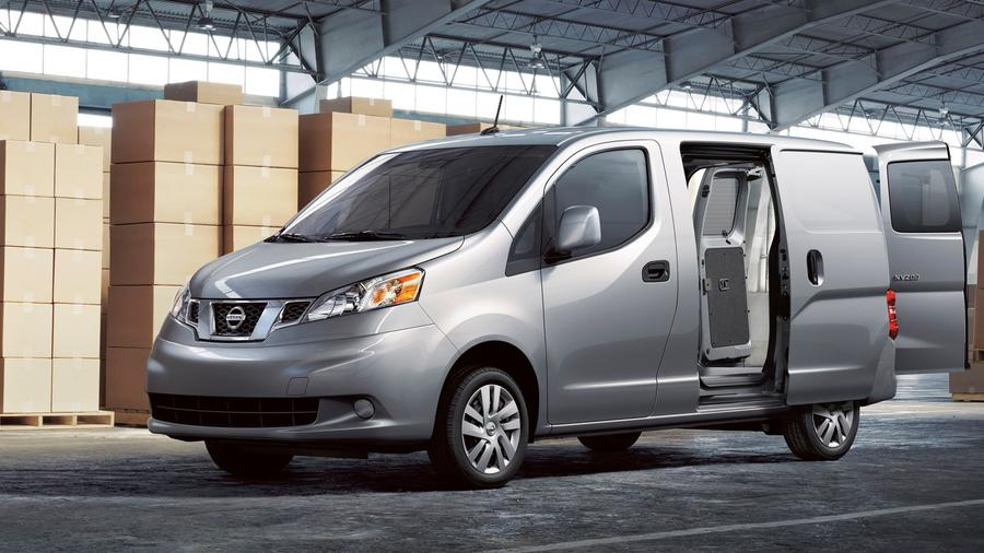Our Favorite Nissan NV200 Photo