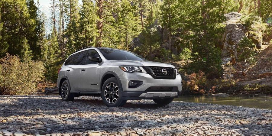 Our Favorite Nissan Pathfinder Photo