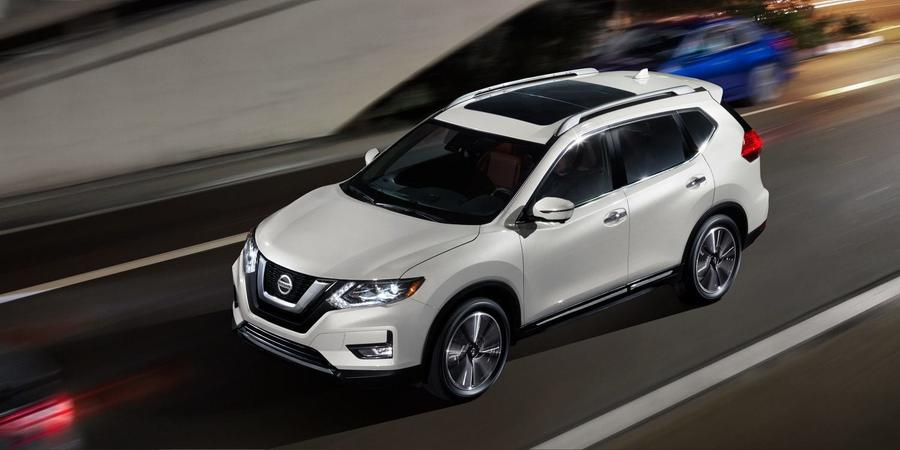 Our Favorite Nissan Rogue Photo