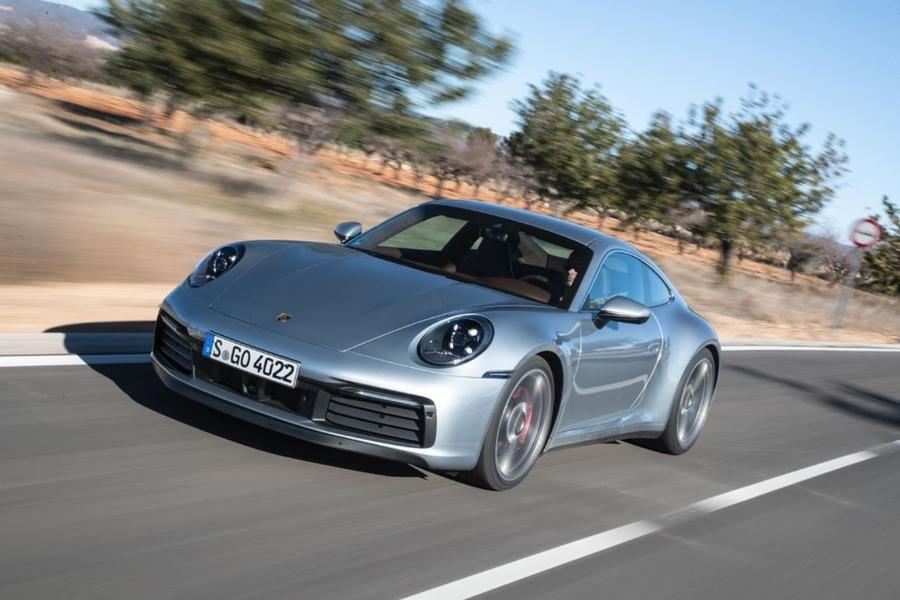 Porsche 911 Maintenance Costs. Photo: Porsche