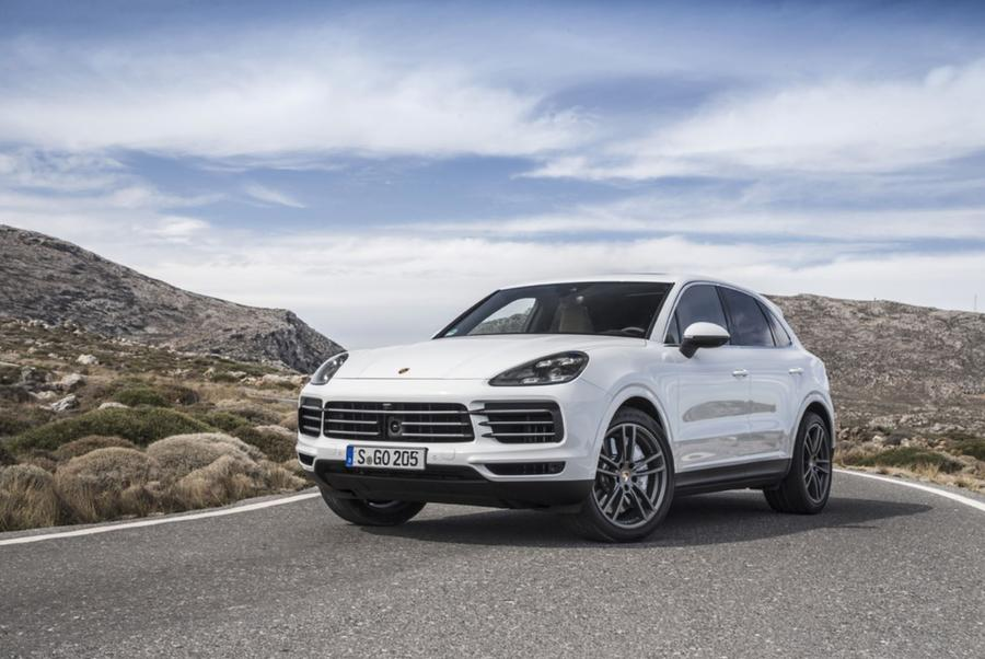 Our Favorite Porsche Cayenne Photo