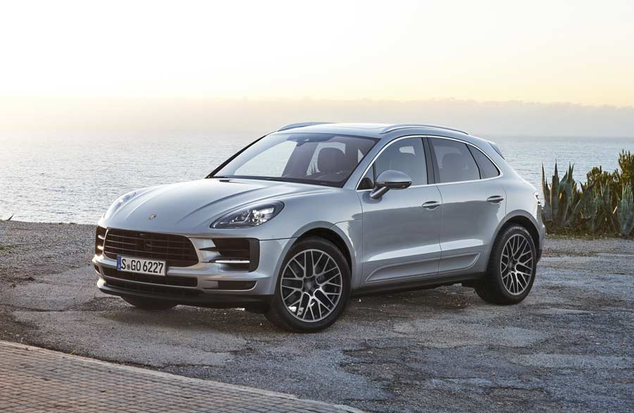 Porsche Macan Depreciation