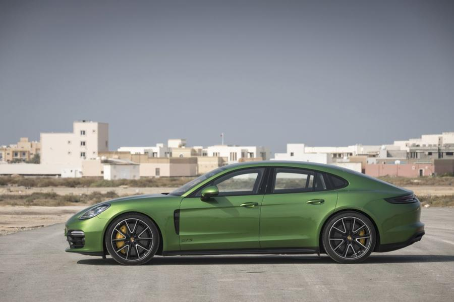Porsche Panamera Costs of Ownership