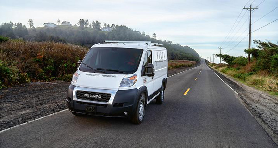 Our Favorite Ram Promaster Cargo Van Photo