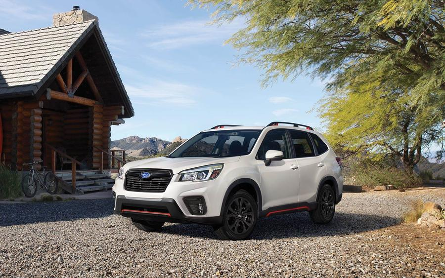 Our Favorite Subaru Forester Photo