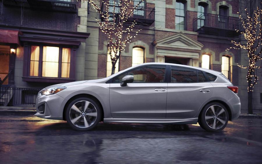 Subaru Impreza Maintenance Costs. Photo: Subaru