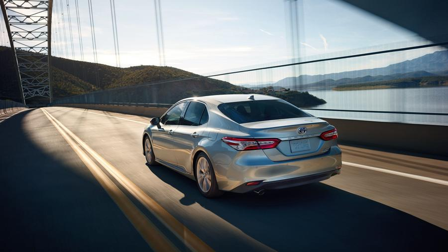 Our Favorite Toyota Camry Hybrid Photo