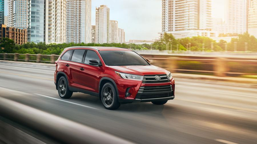 Our Favorite Toyota Highlander Photo