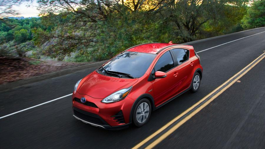 Our Favorite Toyota Prius c Photo