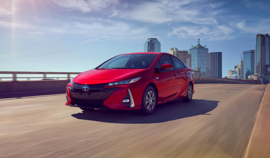 Toyota Prius Prime Costs of Ownership