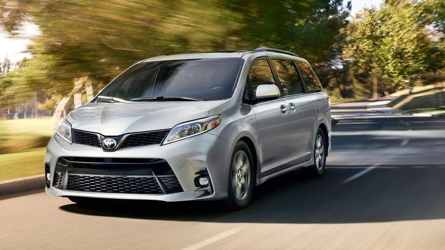 Our Favorite Toyota Sienna Photo
