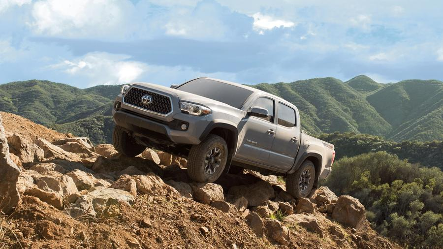 Toyota Tacoma Costs of Ownership