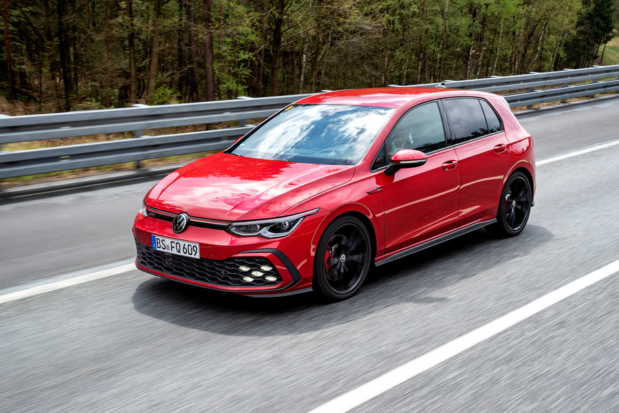 Our Favorite Volkswagen Golf GTI Photo