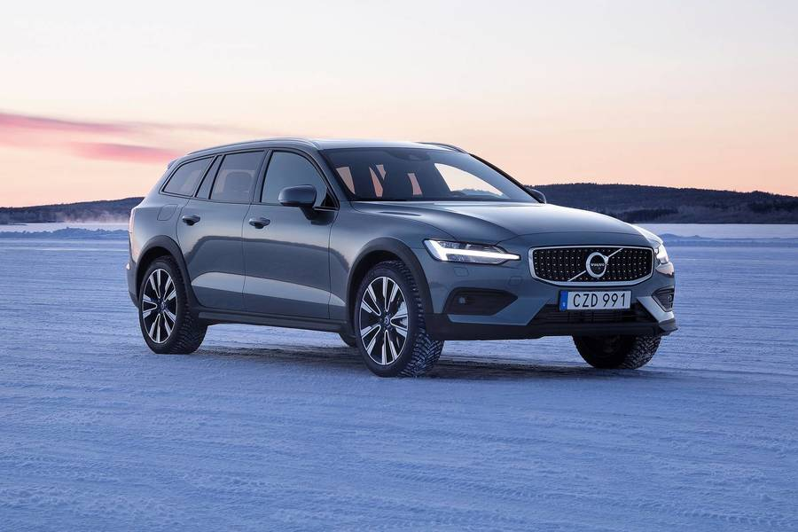 Volvo V60 Cross Country Costs