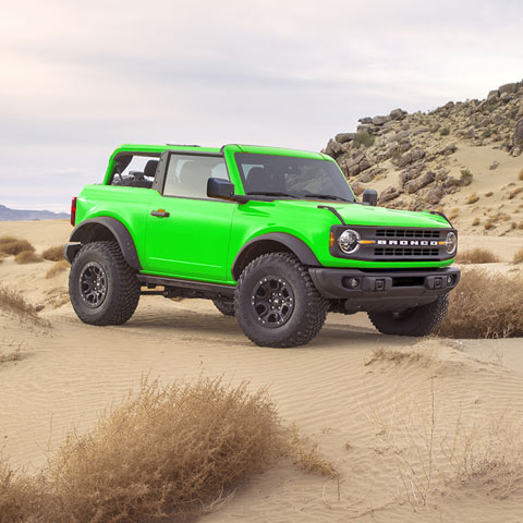 2021 Ford Bronco: Pre-Order or Wait?