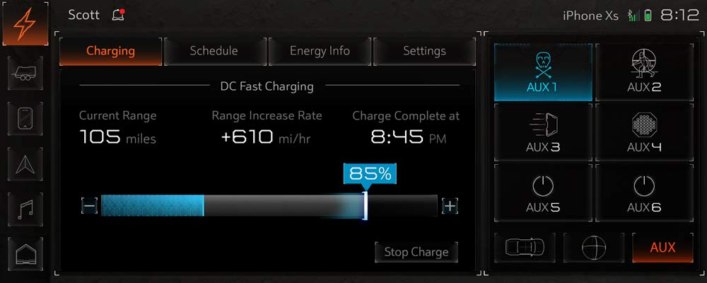 2022 GMC HUMMER EV Battery Life