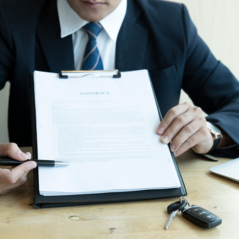 Key Things to Know About Car Sales Agreements